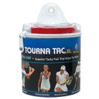 Tourna Tac XL Overgrip 30 Pack (Blue or White) - Tourna Grips