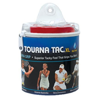 Tourna Tac XL Overgrip 30 Pack (Blue or White)