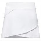 Fila Girl's Core Performance Tiered Tennis Skort (White) - Girl's Tennis Apparel
