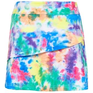 Fila Girl's Core Performance Tiered Tennis Skort (Tie Dye)