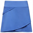 Fila Girl's Core Performance Tiered Tennis Skort (Amparo Blue) - Girl's Tennis Apparel