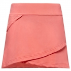 Fila Girl's Core Performance Tiered Tennis Skort (Calypso Coral) - Girl's Tennis Apparel