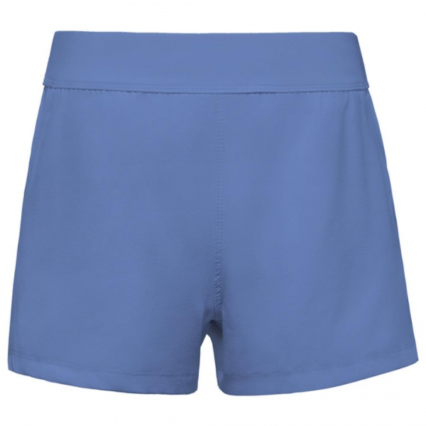 Fila Girl's Core Performance Double Layer Tennis Shorts (Amparo Blue)