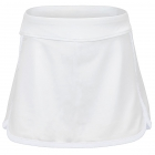 Fila Girl's Core Performance Tennis Skort (White) - Girl's Tennis Apparel