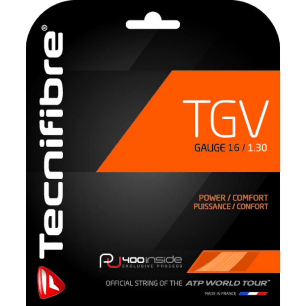 Tecnifibre TGV 16g Tennis String (Set)