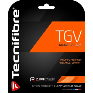 Tecnifibre TGV 17g Tennis String (Set)