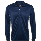 Fila Men's Core Performance Half Zip Tennis Jacket (Navy/White) -
