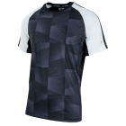 Fila Men's Core Performance Printed Tennis Crew (Black/White) -