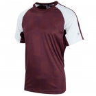 Fila Men's Core Performance Printed Tennis Crew (Maroon) -