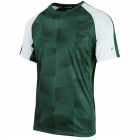 Fila Men's Core Performance Printed Tennis Crew (Forest Green) -