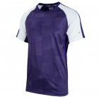 Fila Men's Core Performance Printed Tennis Crew (Team Purple/White) -