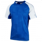 Fila Men's Core Performance Printed Tennis Crew (Team Royal/White) -
