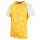 Fila Men's Core Performance Printed Tennis Crew (Team Gold/White) -