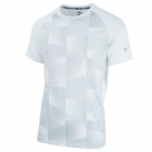 Fila Men's Core Performance Printed Tennis Crew (White) -