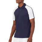 Fila Men's Core Performance Tennis Polo (Navy/White) -