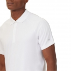 Fila Men's Core Performance Tennis Polo (White/White) -