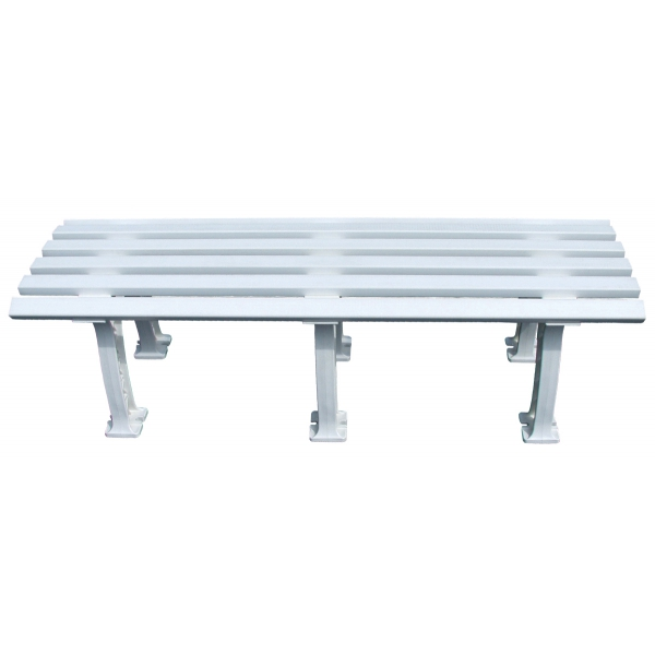 Tourna 5-Foot Mid-Court Tennis Bench