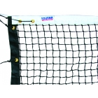 Tourna Premium Heavy Duty Tennis Net - Single Braided