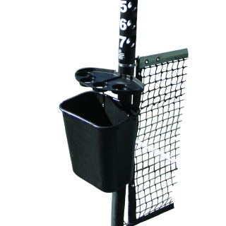 Tourna Tennis Court Tray and Basket