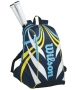 Wilson TopSpin Back Pack Large (Blue) - Wilson Tennis Bags