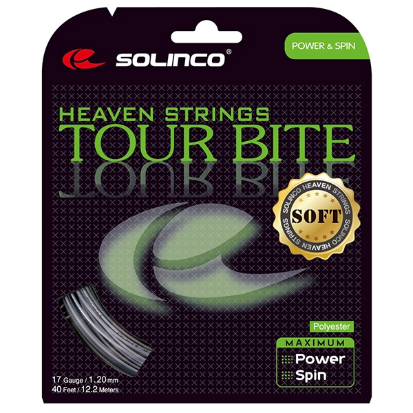 Solinco Tour Bite Soft 17g (Set)