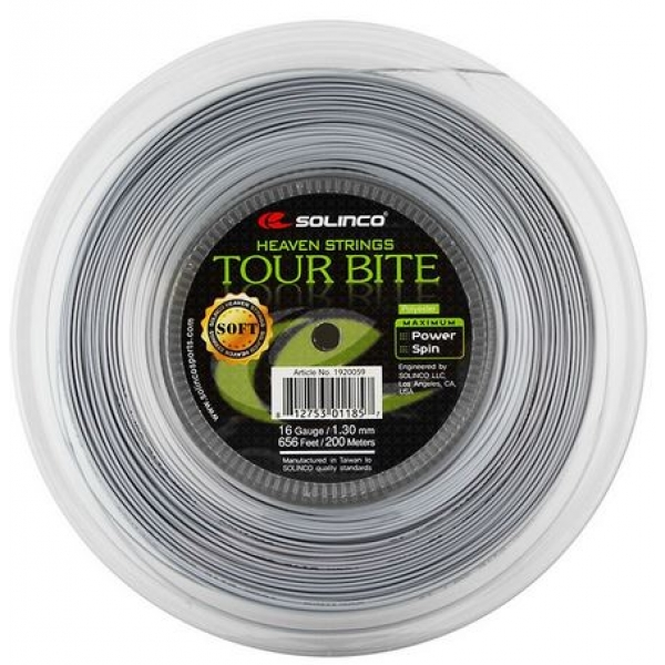 Solinco Tour Bite Soft 16g (Reel)