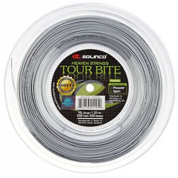 Solinco Tour Bite Soft 16L (Reel)