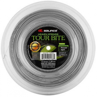Solinco Tour Bite Soft 17g (Reel)