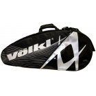 Volkl Tour Combi 6-Pack Bag (Sil/ Blk) - Volkl Tour Series Tennis Bags
