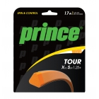Prince Tour XS 17g (Set) - Orange - Prince Tennis String