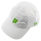 Prince Tournament Hat (White/ Green) - Tennis Accessories