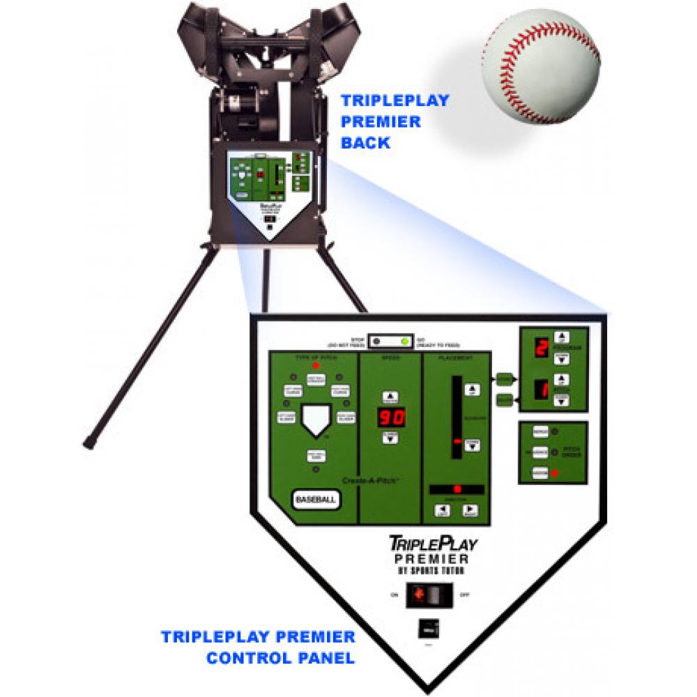 Sports Tutor TriplePlay Premier (Baseball)