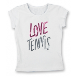 Little Miss Tennis Love Tennis Classic Tee