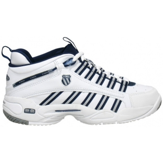 K-Swiss Men's Ultrascendor-Mid (White/Navy)
