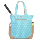 Ame & Lulu Lagoon Tennis Tote - Ame & Lulu Ladies Tennis Bags Black Friday Blowout Sale!