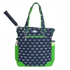 Ame & Lulu Victory Emerson Tennis Tote - Ame & Lulu Tennis Bags for Women