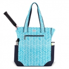 Ame & Lulu Surf Emerson Tennis Tote - Ame and Lulu Emerson Tennis Tote Bags