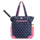 Ame & Lulu Match Point Emerson Tennis Tote - Tennis Racquet Bags