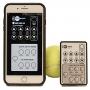 Sports Tutor Tennis Tower IO Deluxe Ball Machine w/ Remote Option
