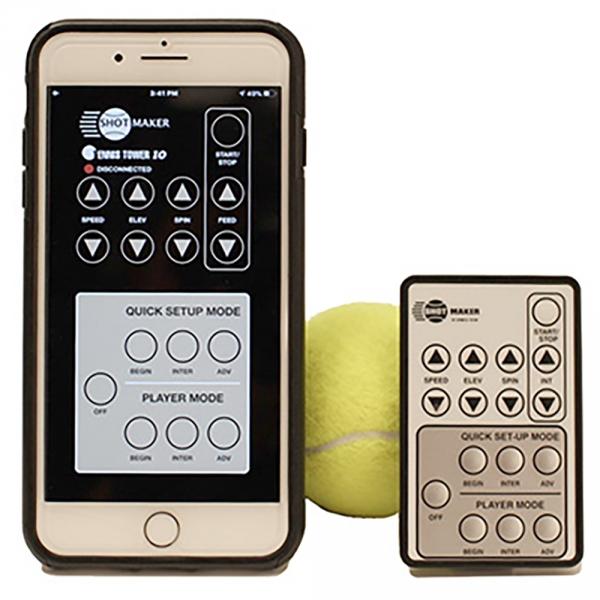 Sports Tutor Shotmaker Standard Tennis Ball Machine