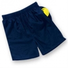 LMT Classic Microfiber Short (Navy) - Boy's Bottoms Tennis Apparel