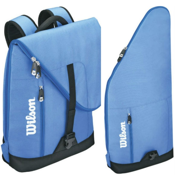 Wilson Tweener Back Pack Small (Black/Blue)