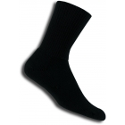Thorlo TX-13 Crew Black Socks - Thorlo Tennis Apparel