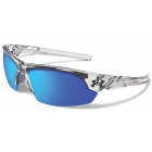 Under Armour Windup Youth Blue Multiflection Sunglasses (Crystal/Frosted) - Tennis Accessory Types