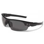 Under Armour Windup Youth Game Day Sunglasses (Shiny Black/Charcoal) - Tennis Accessory Types