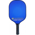 Paddletek Ultra II Paddle (Blue) - Tennis Court Equipment