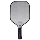 Engage Ultra Aluminum Core Fiberglass Paddle (Grey/ Purple) - Pickleball Equipment