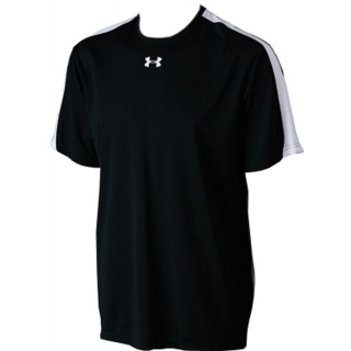 Under Armour Men's Team Zone Tee (Blk/ Wht)