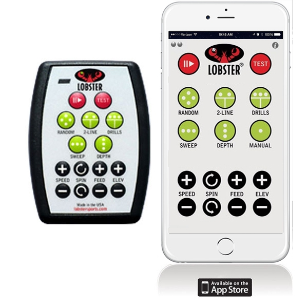 Lobster iPhone Remote Control Assembly and Elite Grand Remote