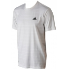 Adidas Men's Sequentials Crew Neck (White) - Adidas Men's Apparel Tennis Apparel